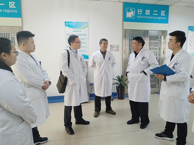 各地患者慕名而来 青岛安宁医院京鲁名医会诊场面火爆